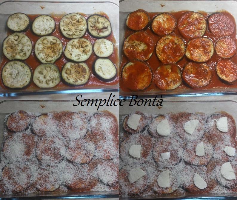 timballo di melanza alla parmigiana