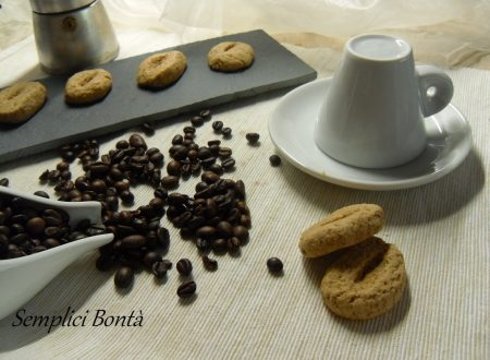 BISCOTTI AL CAFFE'