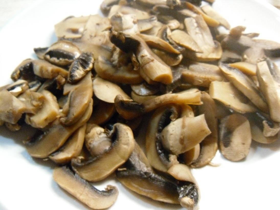 come conservare i funghi champignon