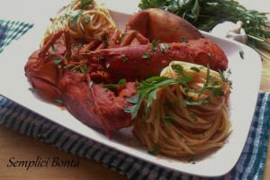 LINGUINE ALL' ASTICE