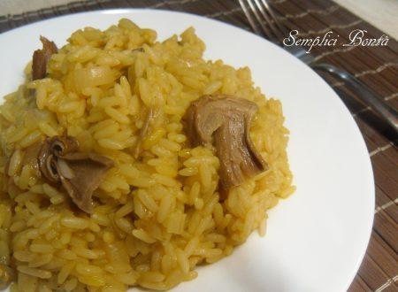 RISOTTO CON FUNGHI PORCINI – ricetta gustosa