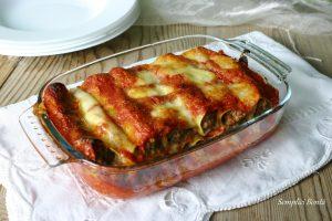 CANNELLONI DI CARNE – ricetta per le feste