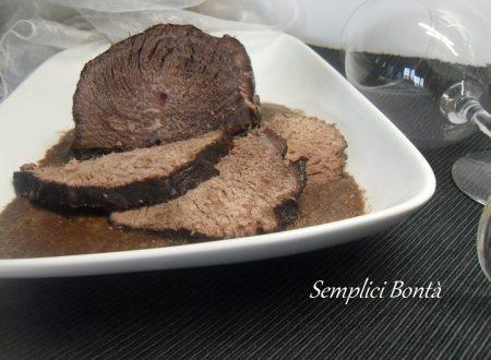 BRASATO AL BAROLO – ricetta con vino