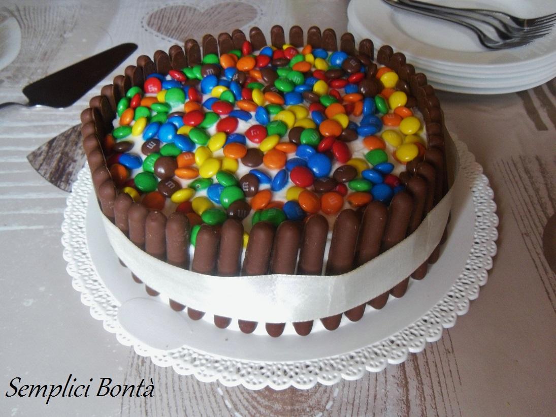 Torta Compleanno Togo E Smarties Ricetta Facile