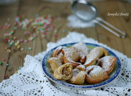 TORTELLINI DOLCI – ricetta dolci fritti