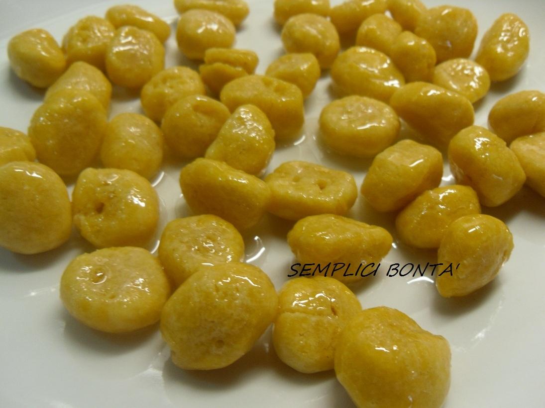 PIGNOLATA O PIGNOCCATA PALERMITANA - ricetta dolci di carnevale