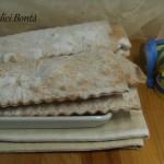 CHIACCHIERE AL FORNO - ricetta dolci di carnevale