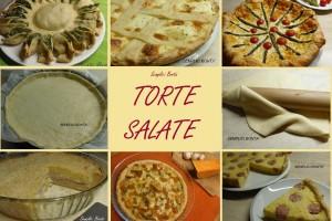 RACCOLTA RICETTE TORTE SALATE