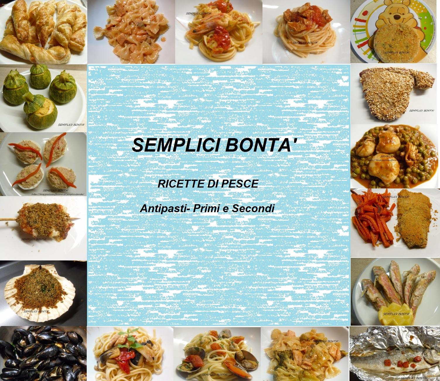 Ricettario bimby pesce pdf