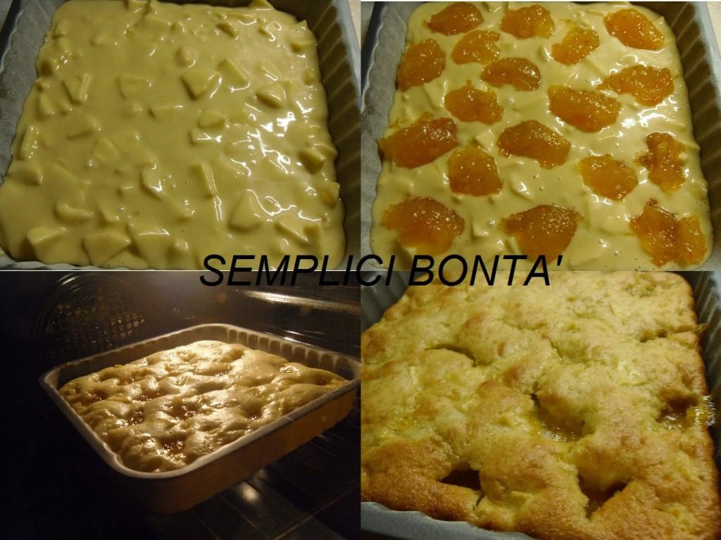 TORTA DI MELE E MARMELLATA DI ARANCE 2