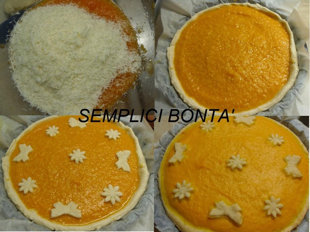 TORTA SALATA DI ZUCCA 2
