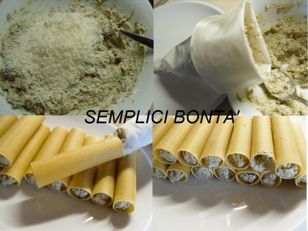 CANNELLONI CON BROCCOLI E RICOTTA 2