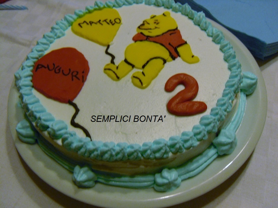 Tutorial Winnie The Pooh Con Palloncini Per Torta Di Compleanno
