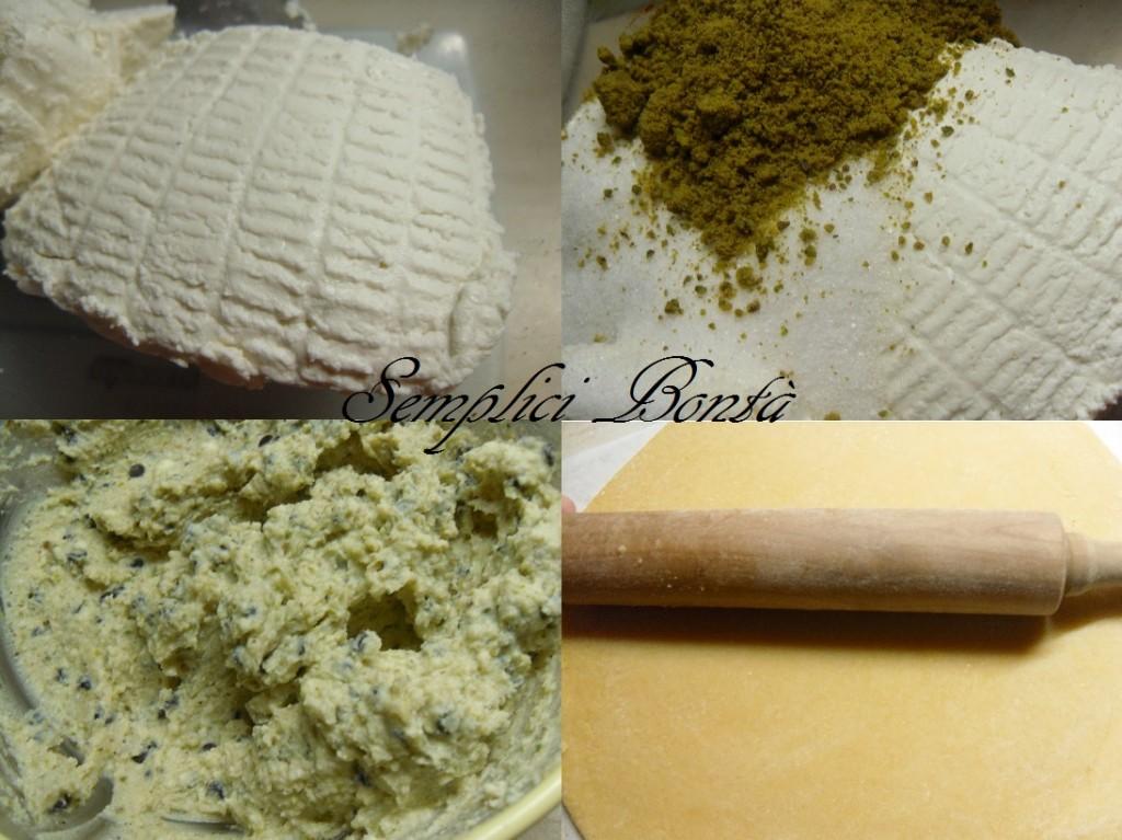 Cassata al forno con pistacchi 2