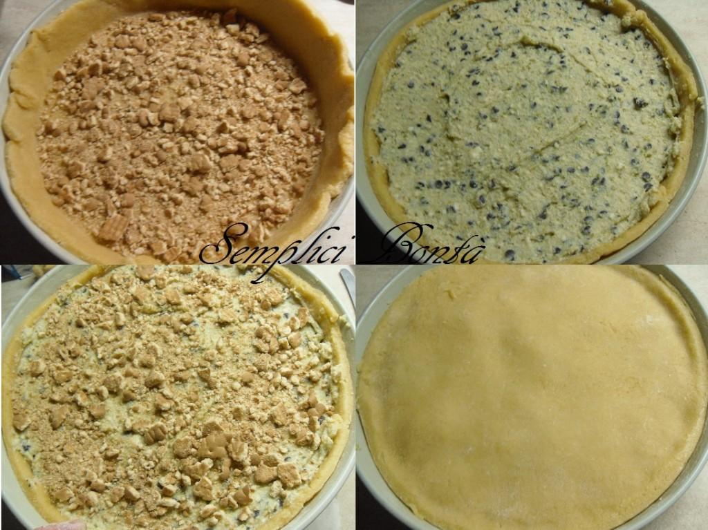 Cassata al forno con pistacchi 3