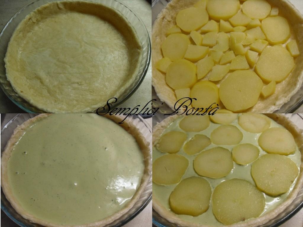 torta salata tofu e patate 2