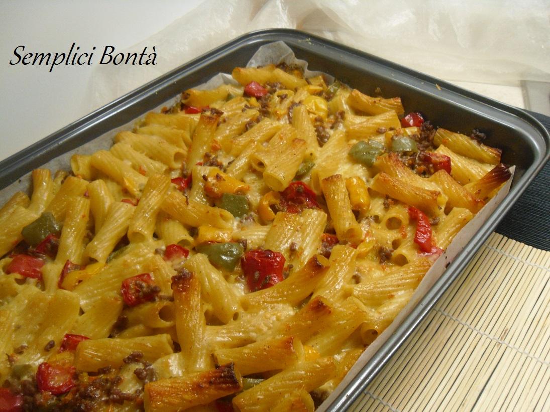Ricetta Pasta Al Forno Bianca Senza Besciamella Home Ricette
