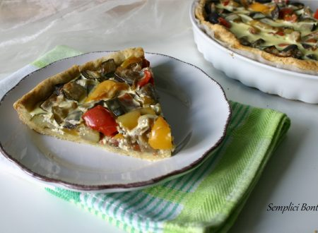 QUICHE ALLA RATATOUILLE