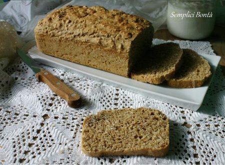 IRISH SODA BREAD – ricetta senza lievitazione