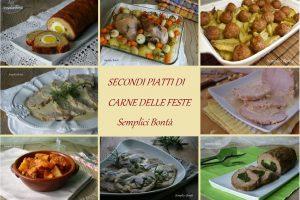 SECONDI PIATTI DI CARNE DELLE FESTE