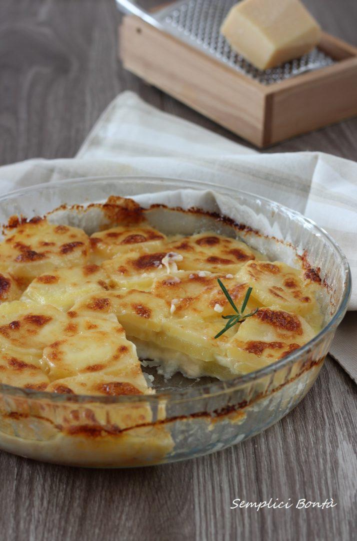 patate alla parmigiana