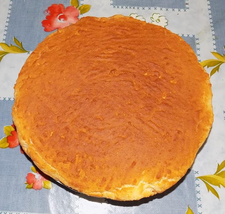 Torta al cocco con farina di riso