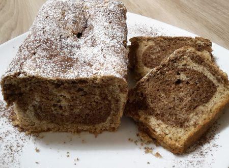Plumcake al Cappuccino senza glutine e senza lattosio