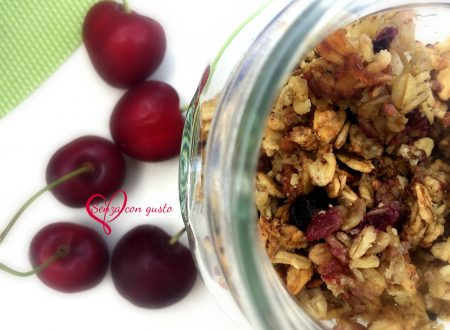 Granola Estiva Home Made