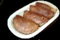 Cartucciate o cartocciate siciliane (catanesi) senza glutine - gluten free