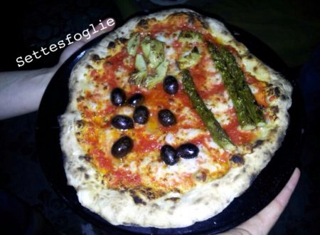 Pizza al piatto-Ricetta base pizza