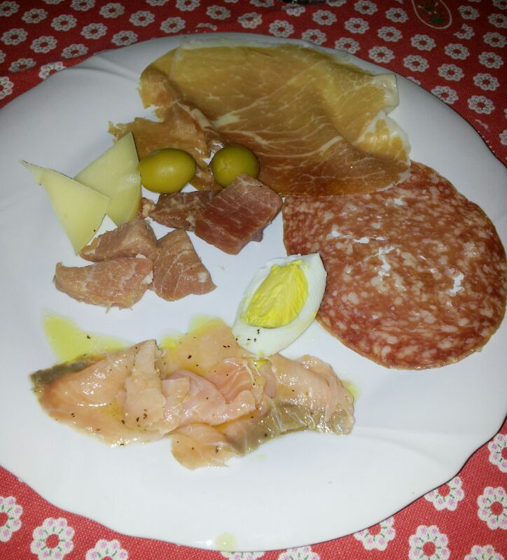 con antipasto all italiana