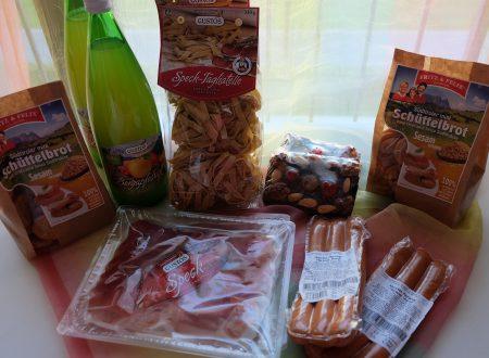 GUSTOS le specialità dell Alto Adige