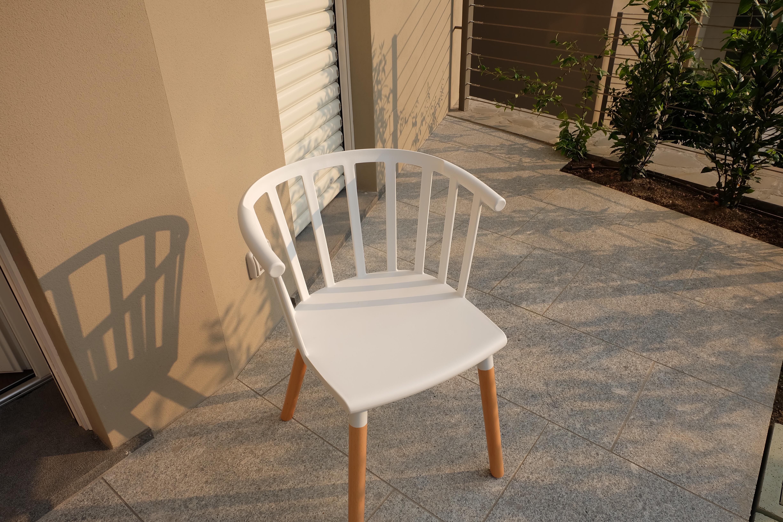 La sedia di design settesfoglie - Sedia di design ...