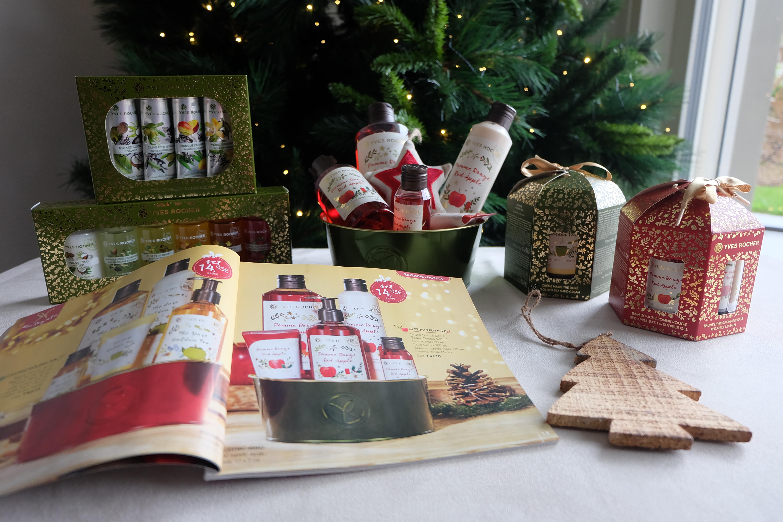 Calendario Avvento Yves Rocher.Natale Yves Rocher Settesfoglie