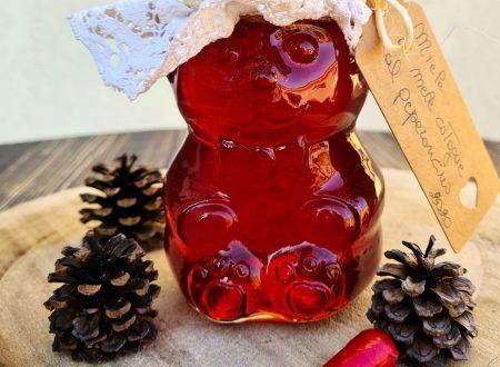 Miele di mele cotogne al peperoncino