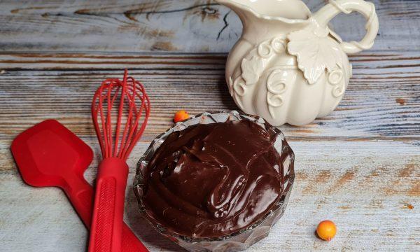 Crema pasticciera al cacao
