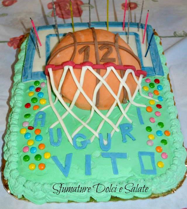 Torta Basket al doppio cioccolato