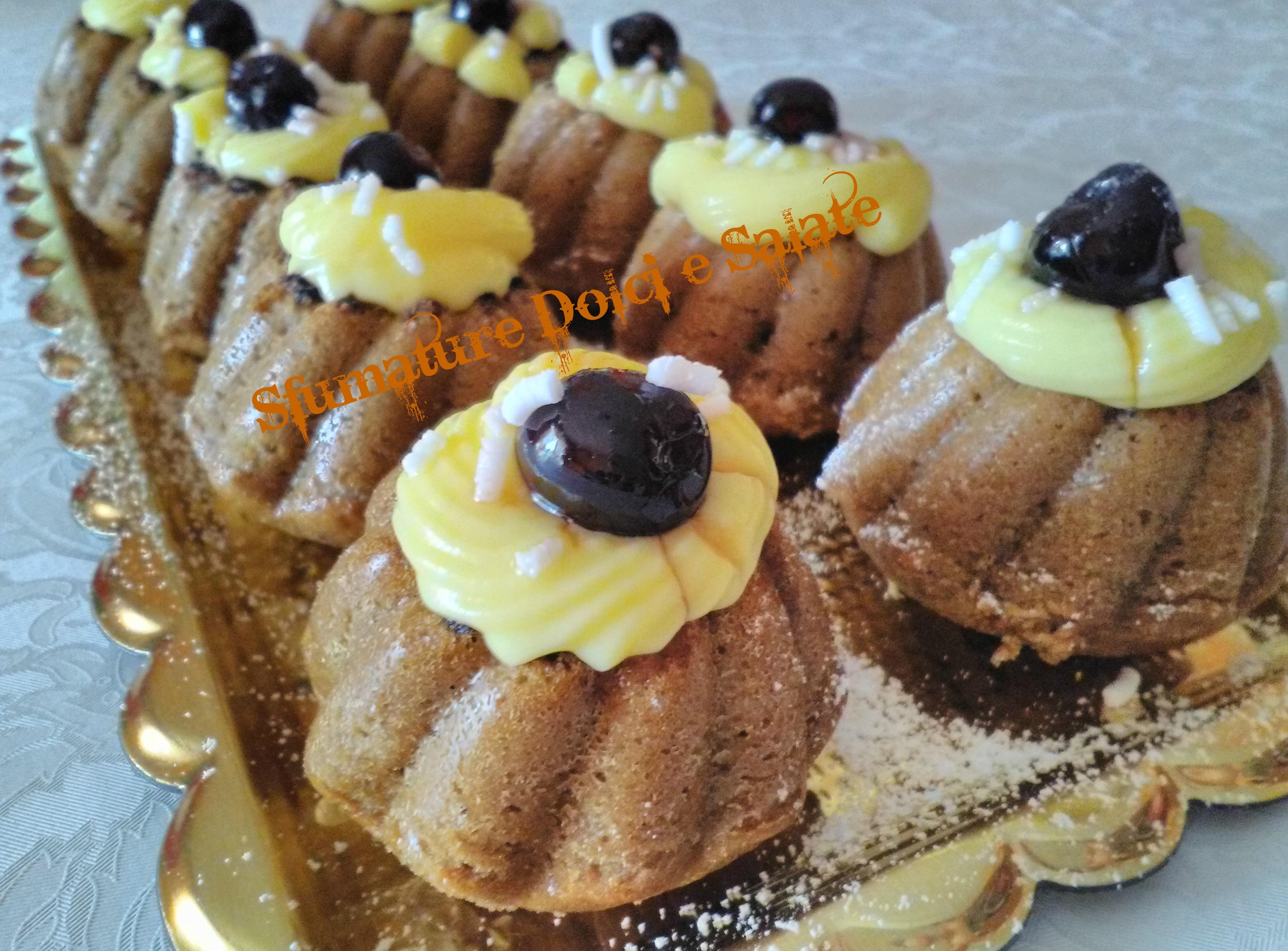 Muffin al Caffe:  ricetta semplice