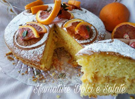 Torta D'Arancia : Ricetta semplice