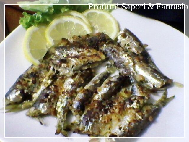 Sarde al forno, ricetta di pesce  Blog Profumi Sapori & Fantasia