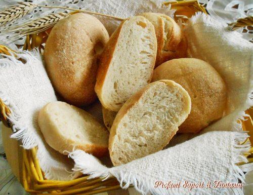 Il pane fatto in casa, ricetta facile