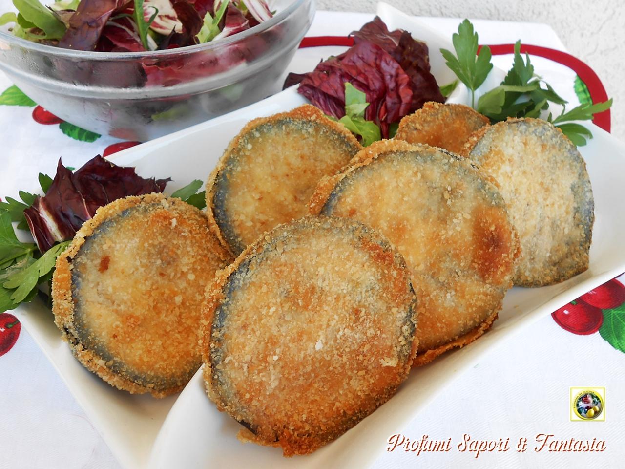 Cotolette di melanzane al forno  Blog Profumi Sapori & Fantasia