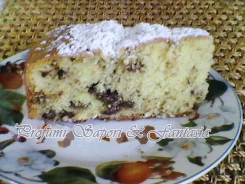 Torta Stracciatella  Blog Profumi Sapori & Fantasia