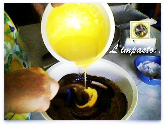 Torta al cioccolato e caffè senza farina Blog Profumi Sapori & Fantasia