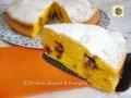 Torta di carote al cocco con Bounty