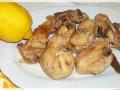 Coniglio al limone