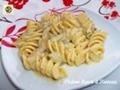 Fusilli napoletani ai formaggi e bietole