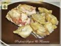 Involtini di pollo ripieni speck formaggio e carciofi