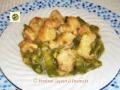 Bocconcini di pollo agli asparagi, ricetta