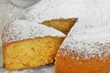 Torta con mascarpone e albicocche